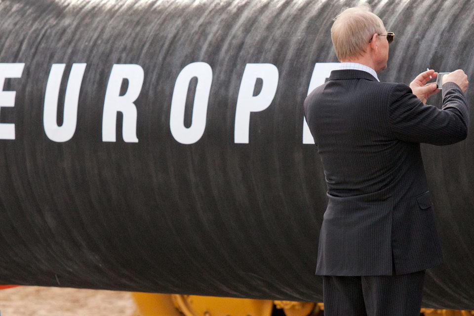 """В частности ЕК обвинила """"Газпром"""" в злоупотреблении доминирующим положением на газовых рынках восьми стран Европы"""