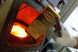 Компании продолжают наращивать производство золота