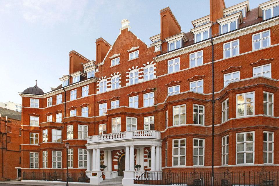 Столько же заплатил покупатель из стран Ближнего Востока за жилье Hans Crescent в Лондоне