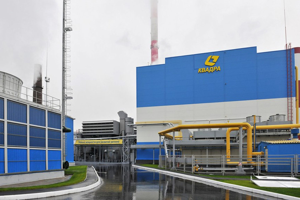 «Квадра» построила уже шесть новых станций мощностью 532 МВт (на фото ПГУ-115 МВт на Воронежской ТЭЦ-2)