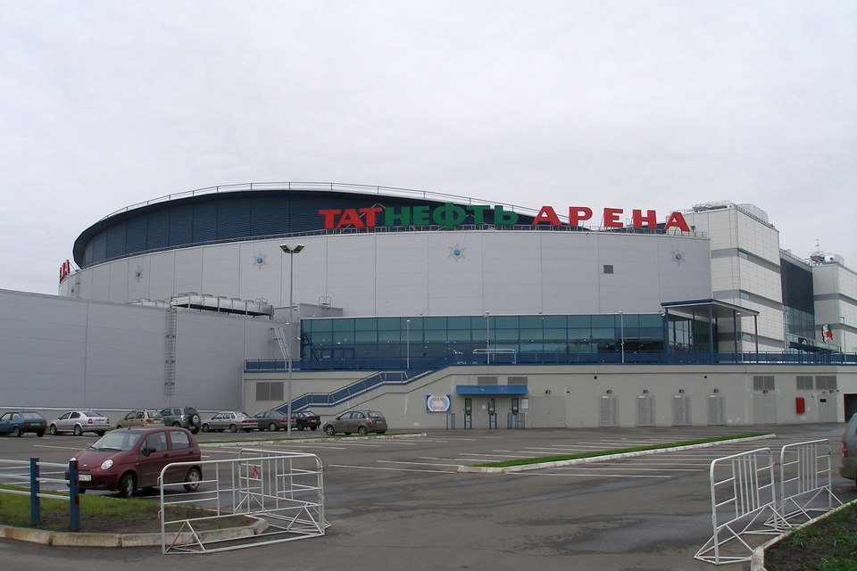 Для проведения шоу «Пилигрим» выбрали «Татнефть арену»