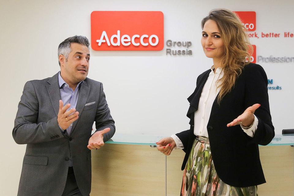 Франсиско Рибейро и Ирина Иванова часто спорят, но всегда находят общее решение