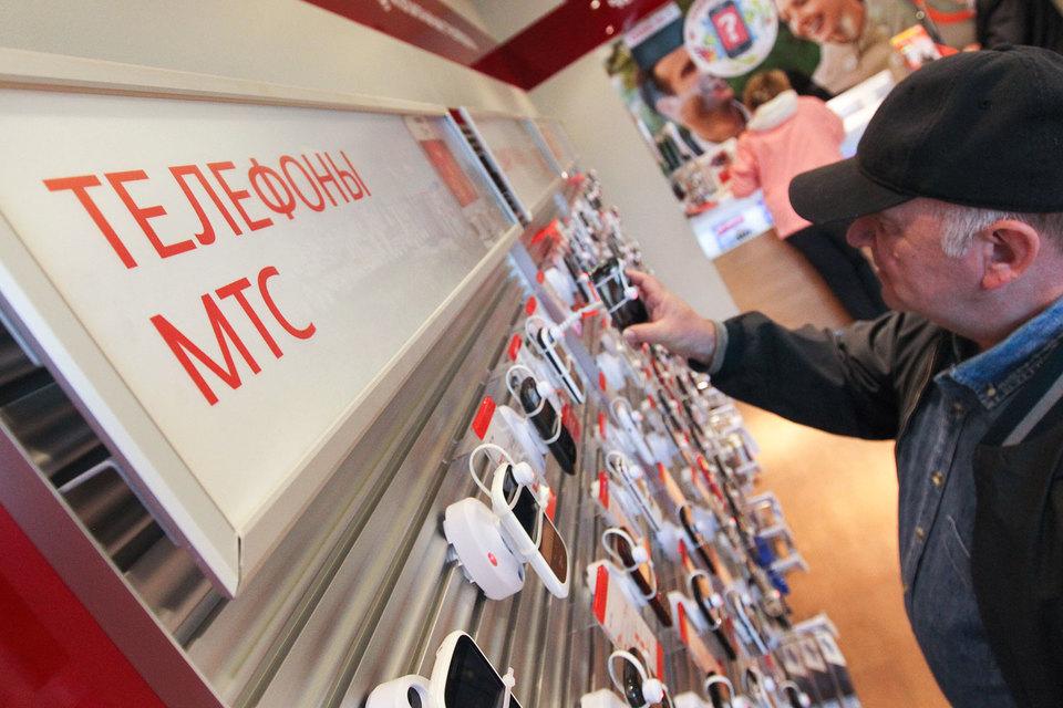 Российские операторы начали продавать телефоны под собственными брендами в 2005 г.