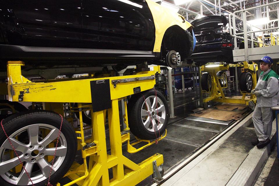 Mitsubishi Motors не намерена прекращать производство машин в России