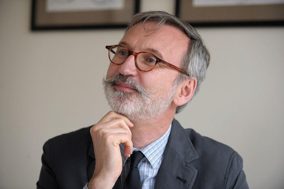 Генеральный директор Longchamp Жан Кассегрен