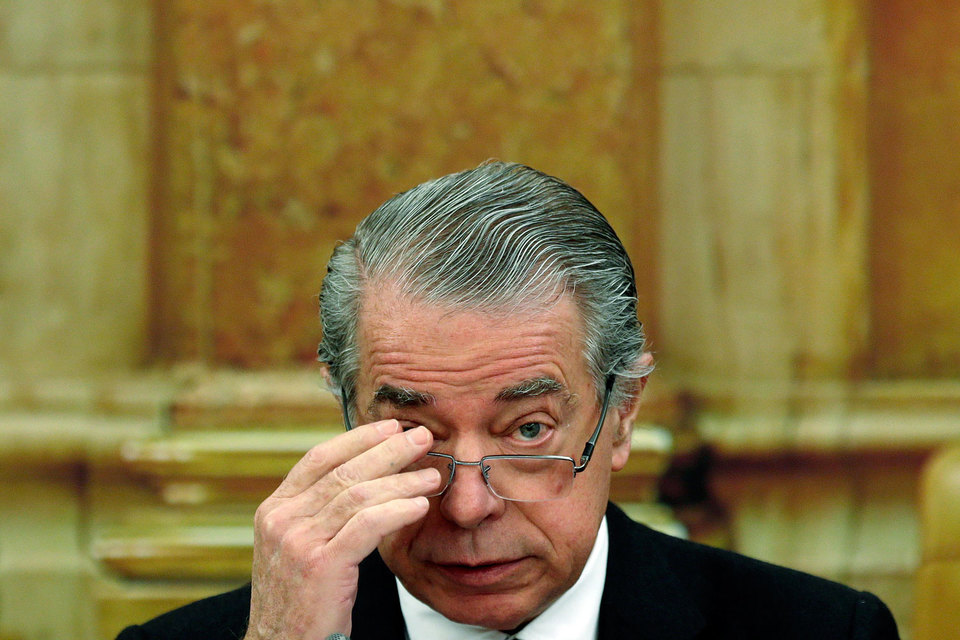 Бывший гендиректор банка Espirito Santo Рикарду Эшпириту Санту Салгаду помещен под домашний арест