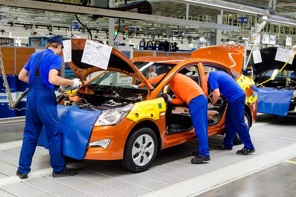Hyundai не намерен сбавлять темп производства