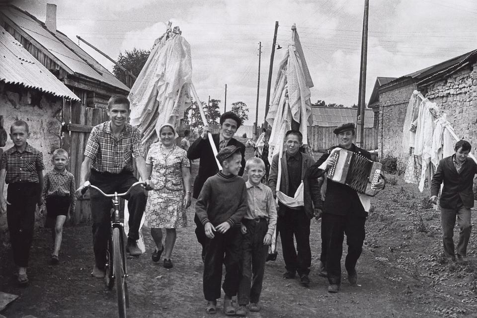 Владимир Богданов. Из серии «Сабантуй», 1970-е