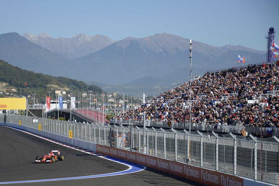 Организатор хочет сделать гонки в Сочи более доступными для туристов