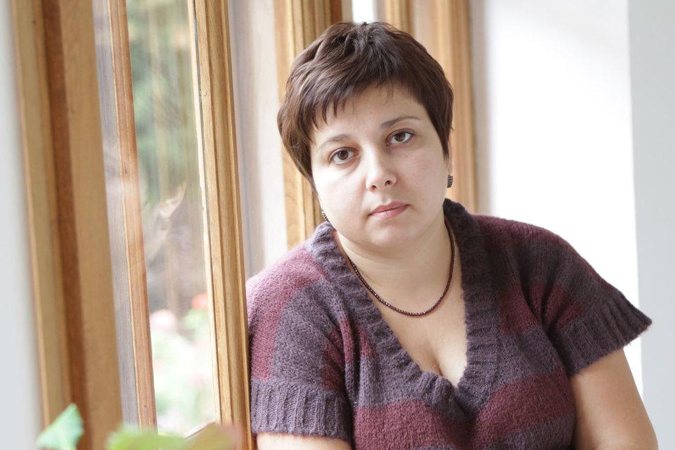 Президент благотворительного фонда «Вера» Нюта Федермессер