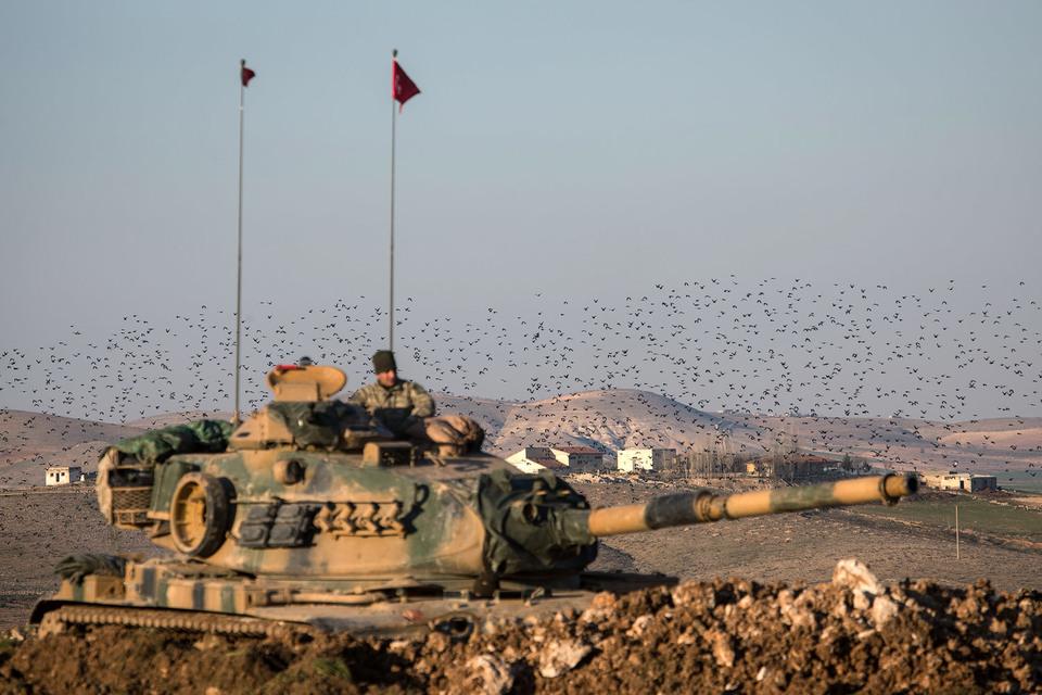 Турция ищет поддержки НАТО
