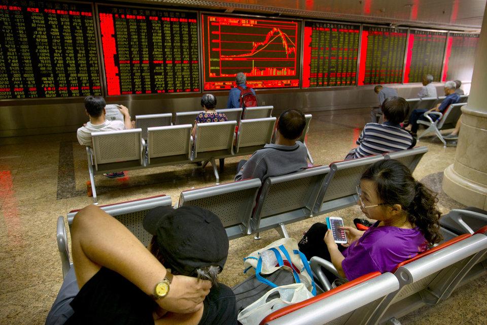 Развивающиеся рынки в целом и их валюты стали вызывать отторжение у многих международных инвесторов