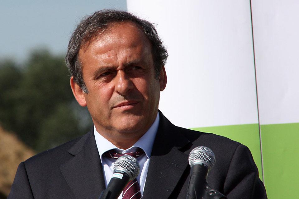Мишель Платини в среду объявил о намерении баллотироваться на пост президента Международной федерации футбола