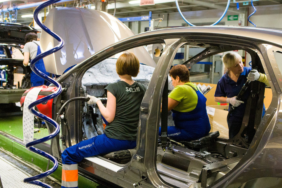 Ford Sollers вскоре рассчитывает закупать весь автолист в России
