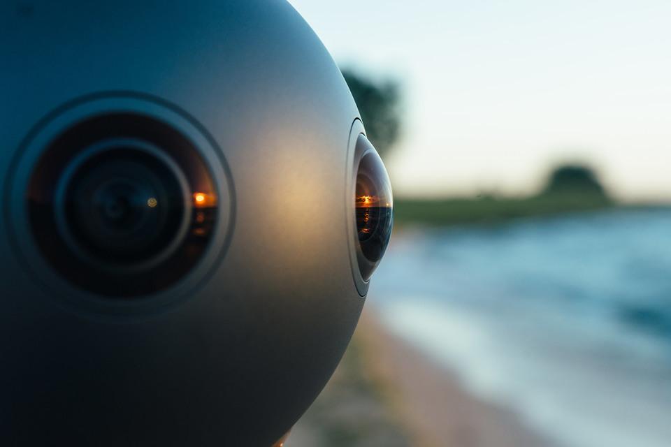 Первым из продуктов Nokia нового поколения станет сферическая цифровая камера Ozo