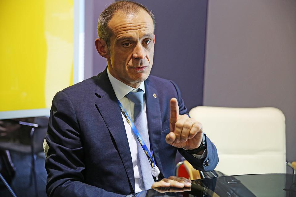 Гендиректор Schneider Electric Жан-Паскаль Трикуар