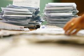 Для регистрации областного списка необходимо 10 657 подписей, в избирком «РПР-Парнас» представил 11 682 подписи