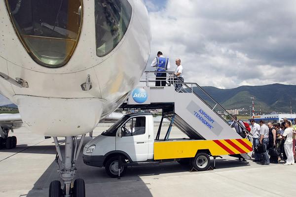 «Базэл аэро» может  вылететь из Геленджика