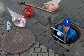 Москва требует, чтобы операторы связи оплатили аренду городской кабельной канализации