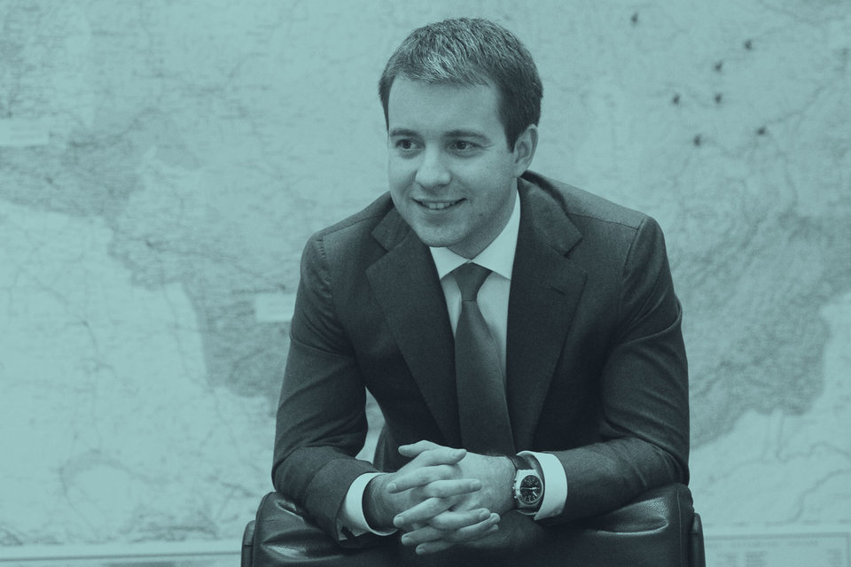Самый молодой министр правительства, Никифоров вошел в его состав в мае 2012 г.