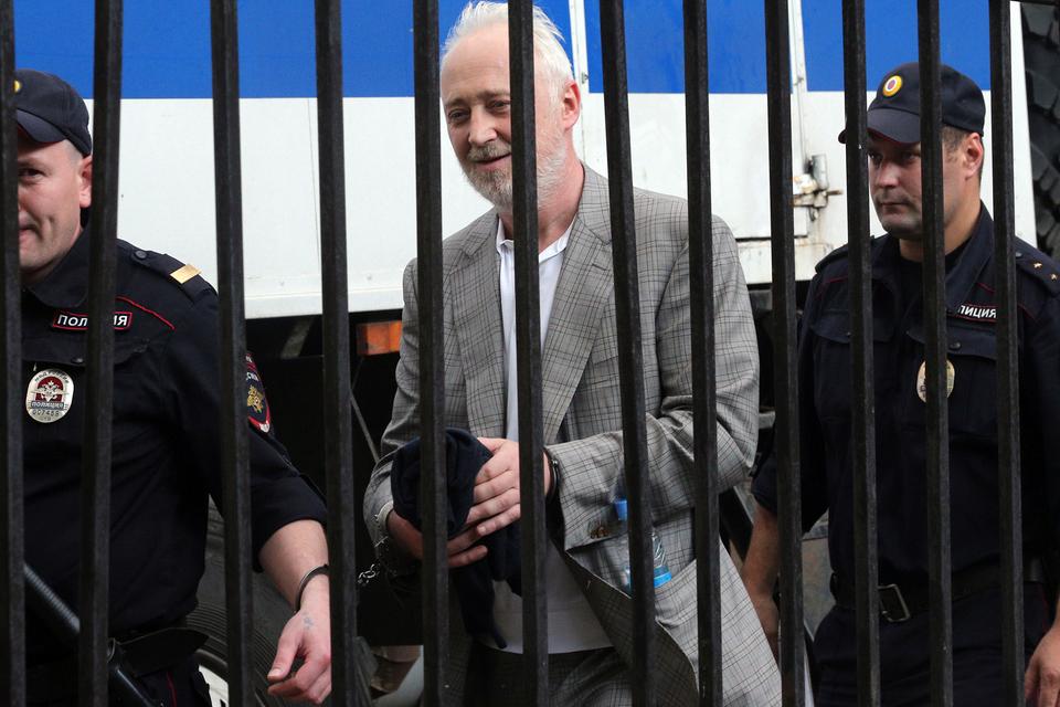 Суд арестовал 227 млн рублей на счете Меламеда
