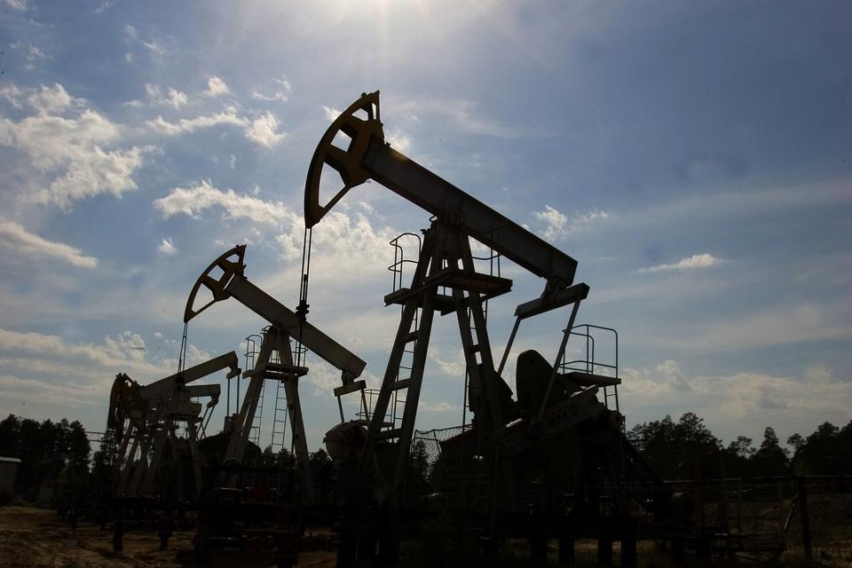 Цена нефти Brent упала до четырехмесячного минимума