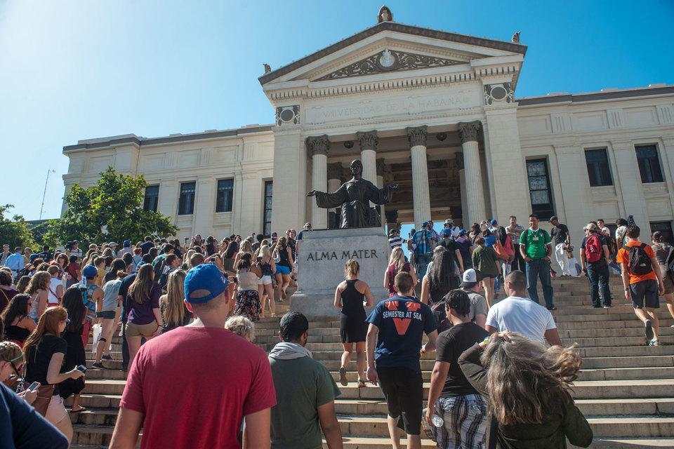 Притягательность Кубы для бизнес-школ США объясняется репутацией ее системы высшего образования