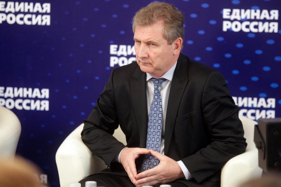 Григорий Ивлиев ранее занимал должность заместителя министра культуры
