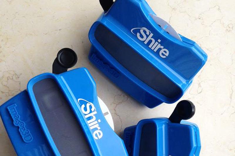 Цель Shire – сосредоточиться на выпуске лекарств от редких заболеваний и к 2020 г. увеличить продажи до $10 млрд