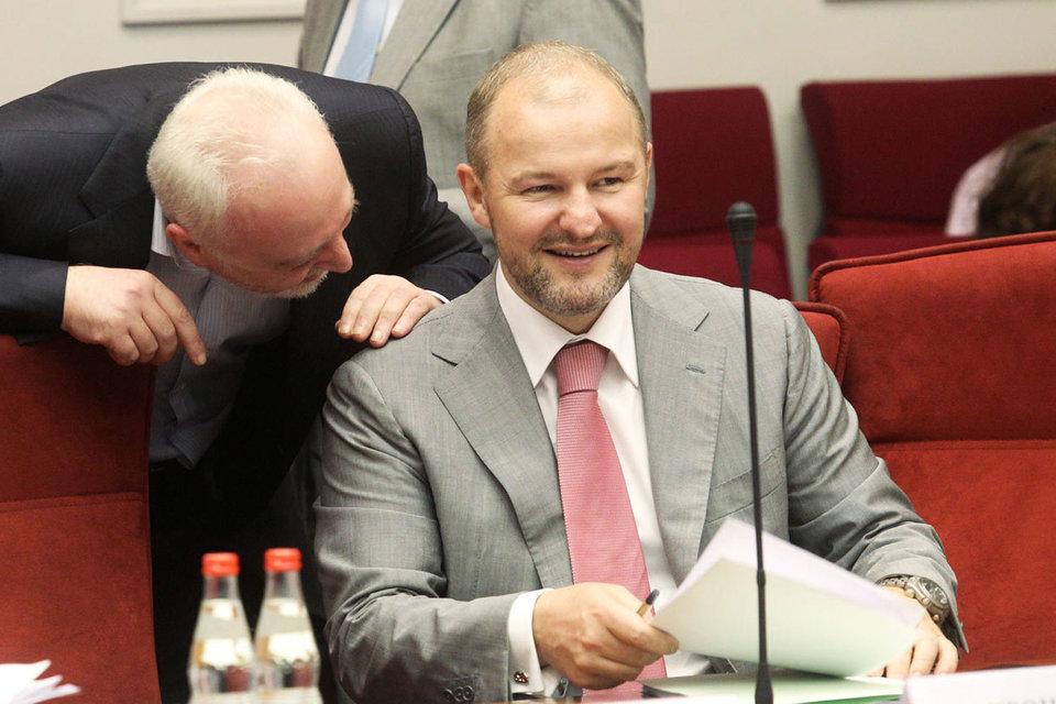 Компания «Новапорт» входит в группу AEON Corporation Романа Троценко (на фото)
