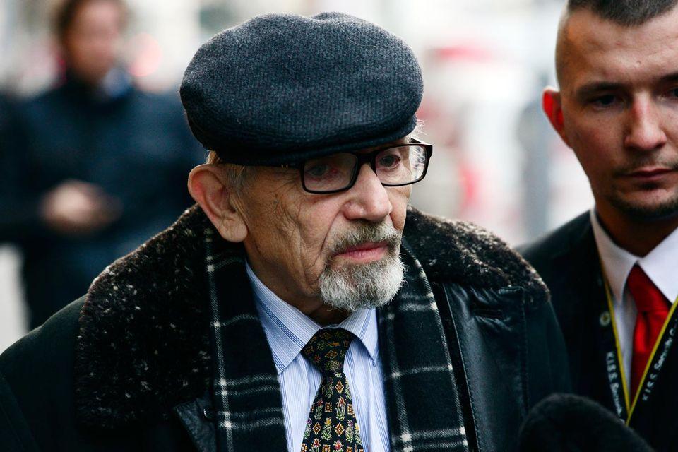 На 82-летие Следственный комитет подарил Борису Ходорковскому (на фото) допрос