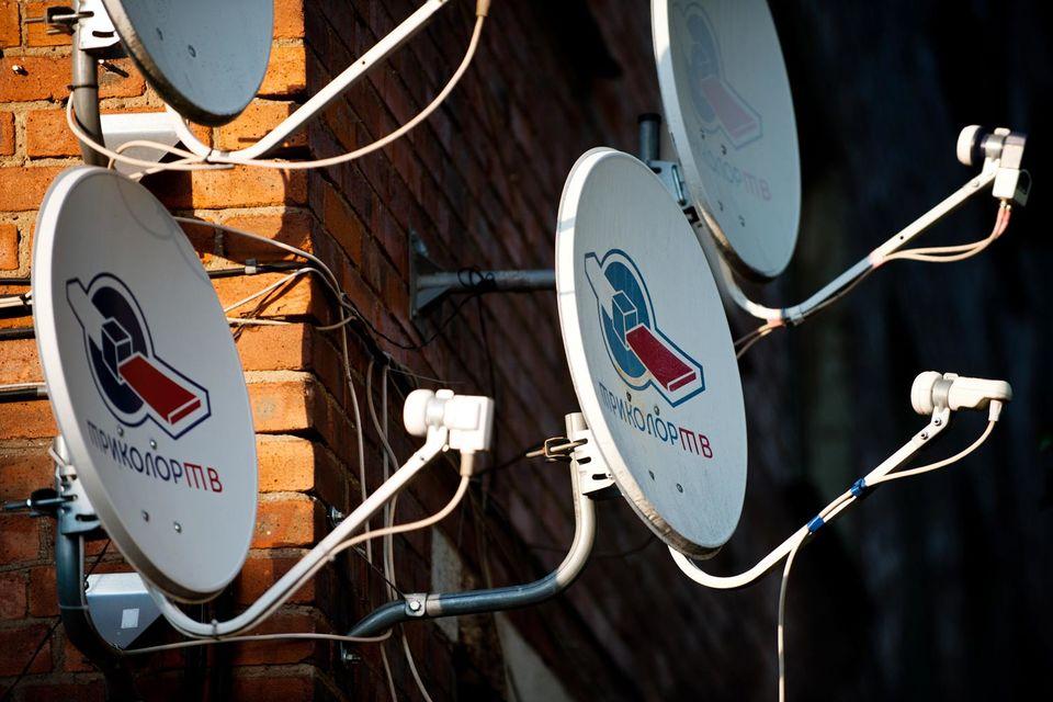 По собственным данным, на конец первого полугодия 2015 г. у «Триколор ТВ» было чуть более 11,4 млн абонентов