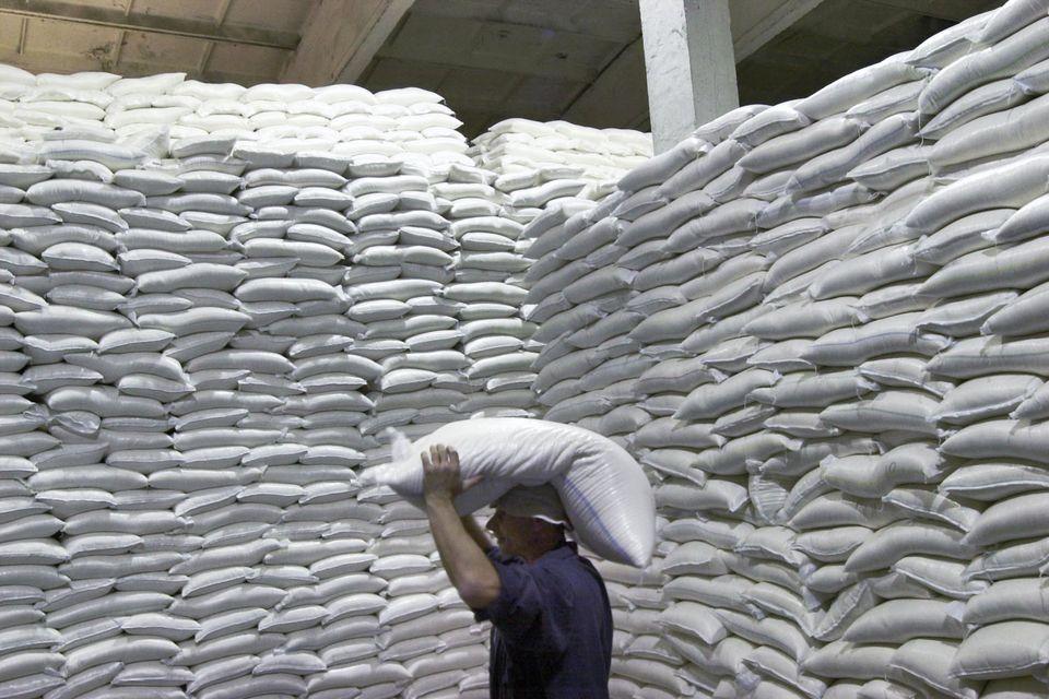 «Иволга» заложила Королевскому банку Шотландии в том числе и сахар собственного производства