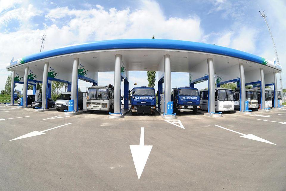 «Газпром газомоторное топливо» хочет перевести автотранспорт Татарстана на сжиженный природный газ