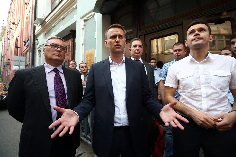 Соратники Михаила Касьянова, Алексея Навального и Ильи Яшина (на фото) по Демократической коалиции помогли повысить конкуренцию на выборах, но лишь в отдельных регионах