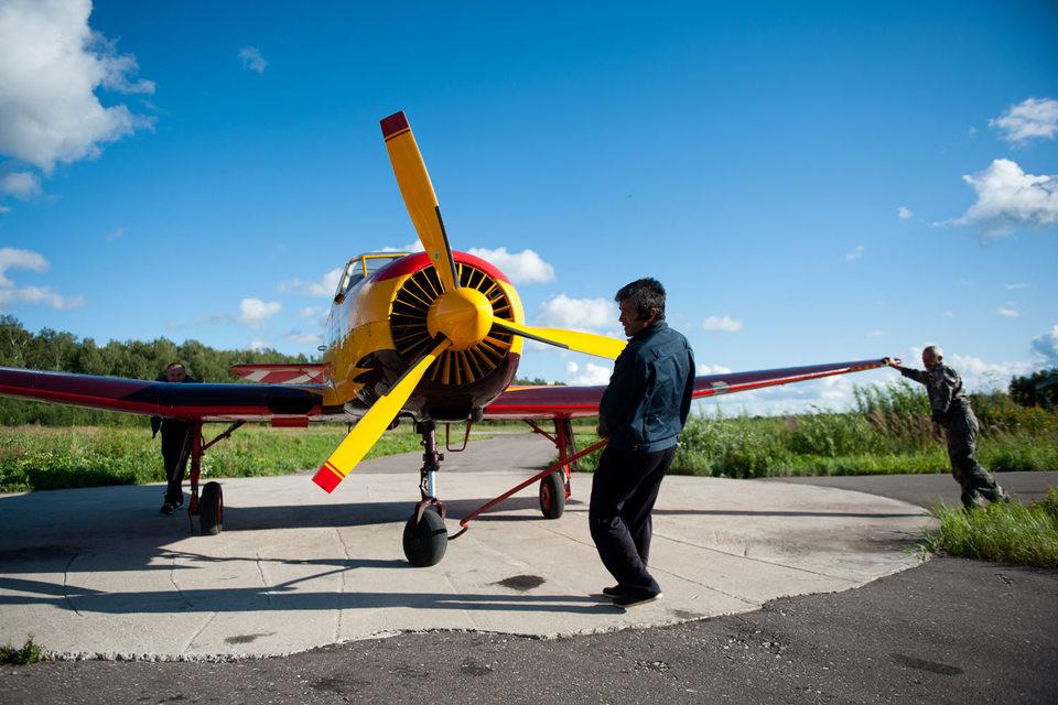 Власти взялись за малую авиацию