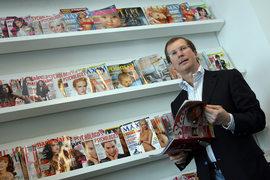 Виктор Шкулев отказался обсуждать условия сделки с Hearst