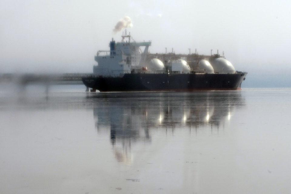 Стоимость одного газовоза – около $340 млн ($5,5 млрд – за все 16 газовозов)