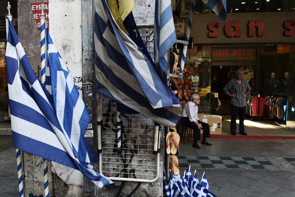 Участники соглашения ожидают, что ВВП Греции сократится на 2,3% в 2015 г. и на 1,3% в 2016 г.
