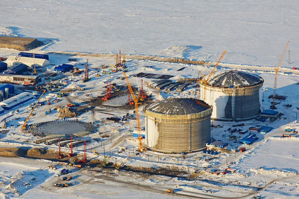 Контроль за строительством завода «Ямал СПГ» обходится дороже, чем планировалось
