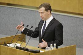 Эмбарго на поставки продовольствия с Украины будет введено, если заработает экономическая часть соглашения об ассоциации с Евросоюзом, объяснил Медведев