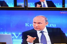 Путин рекомендует сделать работу обществ по коллективному управлению авторскими правами подконтрольной государству и обществу