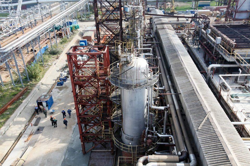 «Транснефть» считает, что топливо в реку попало с Московского НПЗ