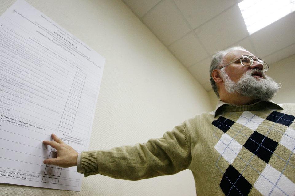 Коллеги Владимира Чурова уверяют, что зарегистрировали почти всех, кто этого хотел