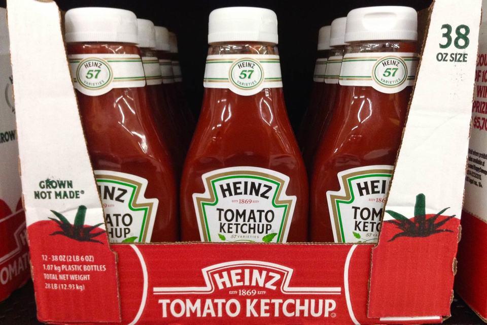 Kraft Heinz была создана в этом году в результате слияния Kraft Foods и Heinz