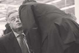 Якунин считается одним из самых приближенных к Путину функционеров