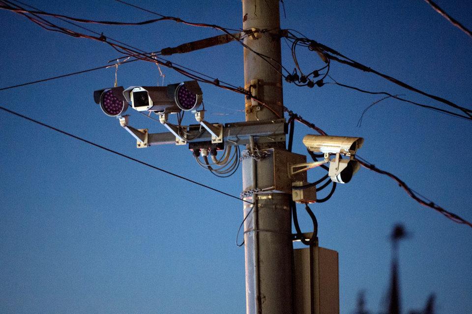 Вместе с ГИБДД министерство выбирало места установки камер на самых аварийных участках
