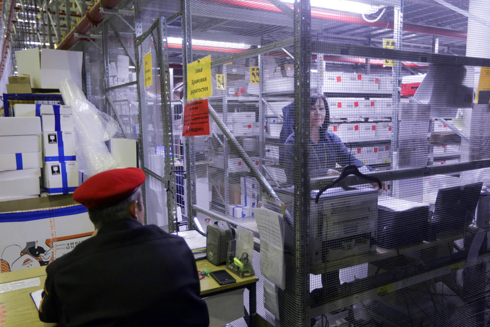 Инвестиции в один склад-магазин – около $1 млн