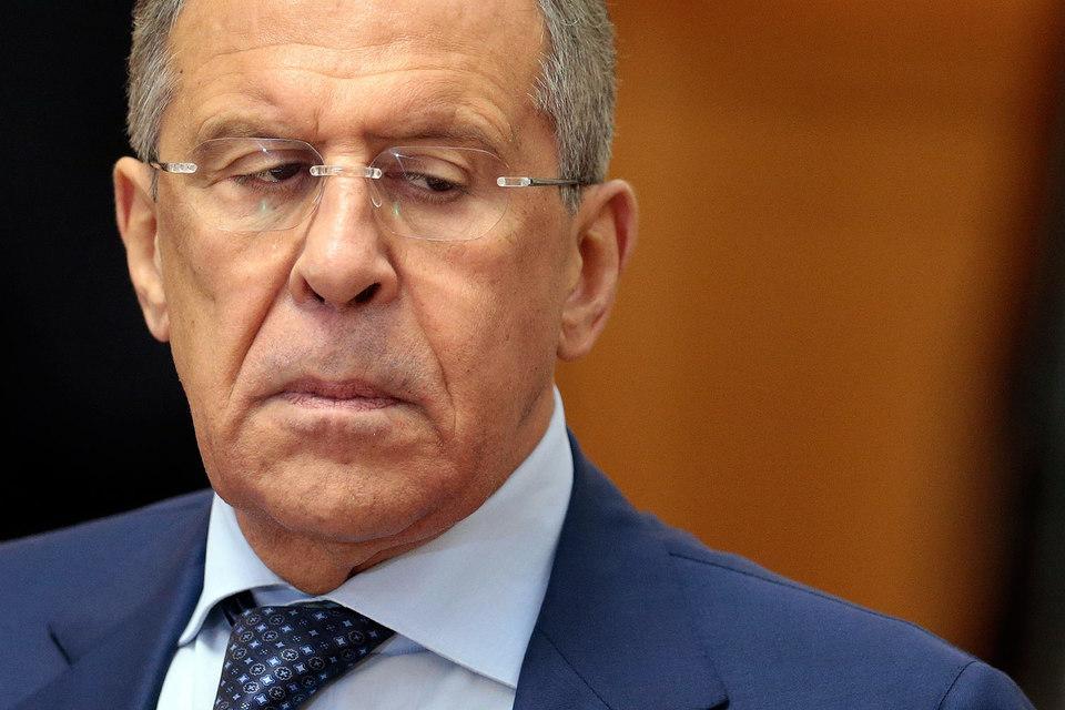 Лавров заподозрил украинских военных в подготовке к боевым действиям в Донбассе