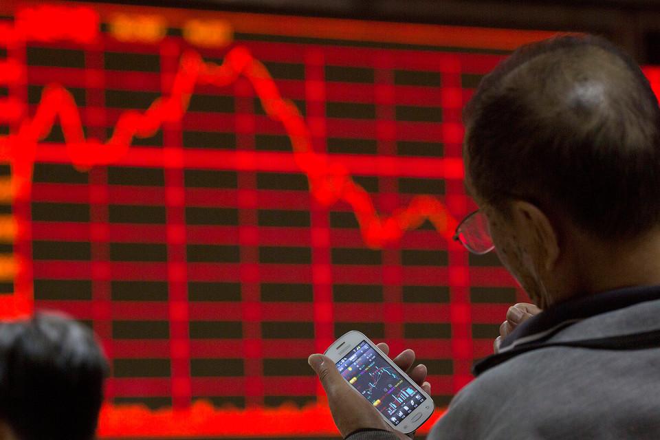 Риск рецессии в Китае вышел на первое место у управляющих активами